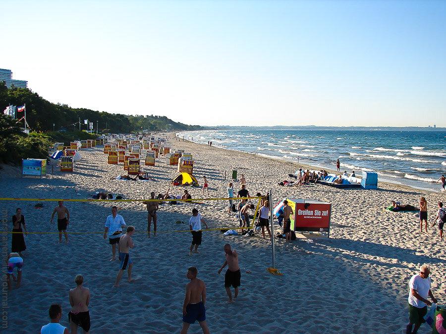 Поимел весь пляж