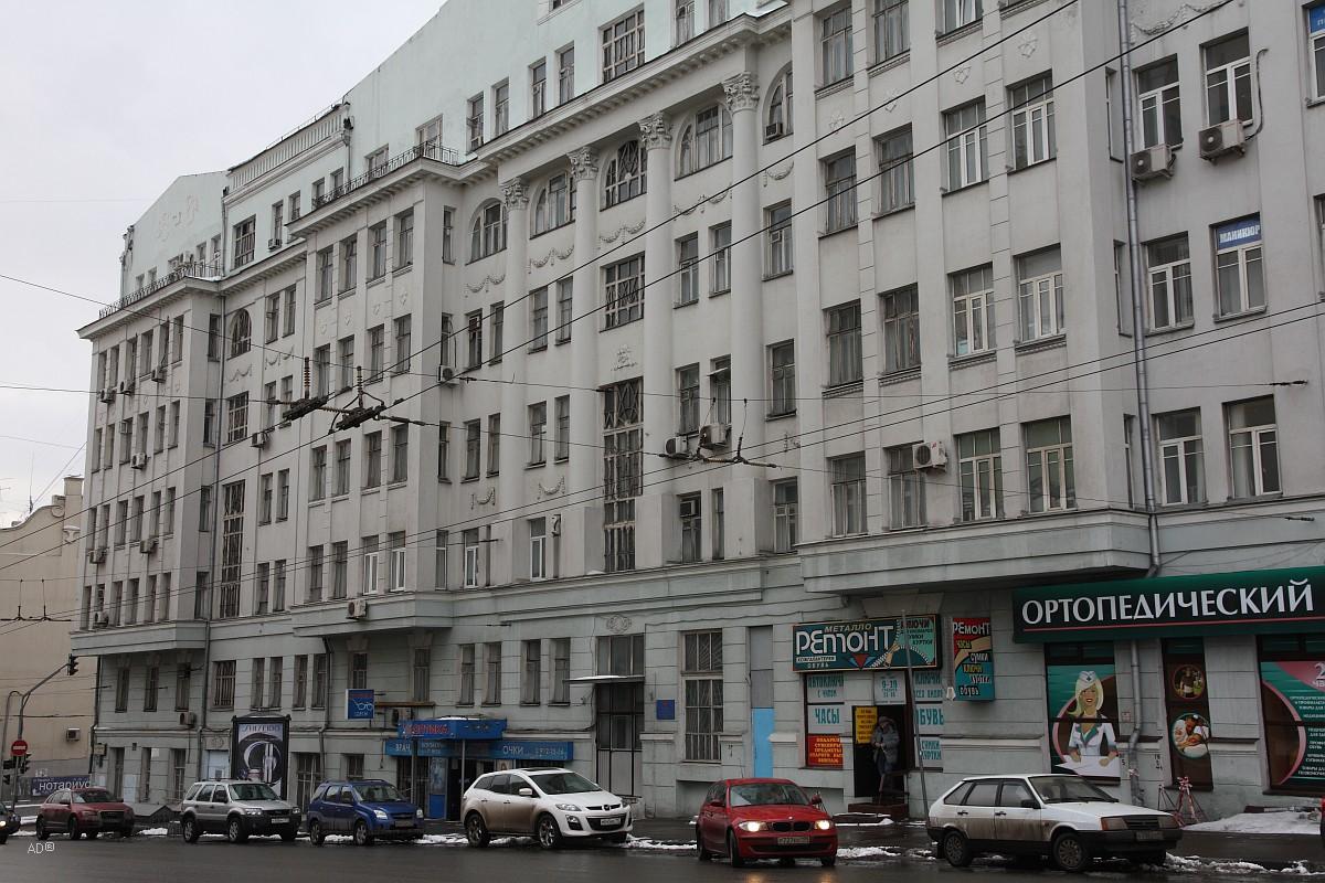 Бывший доходный дом С. И. Зуева
