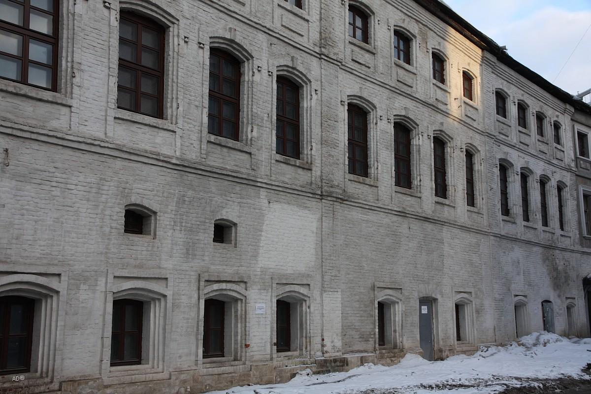 Гостиный двор XVIII-XIX веков