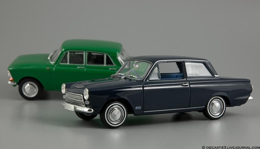 Ford Cortina Minichamps
