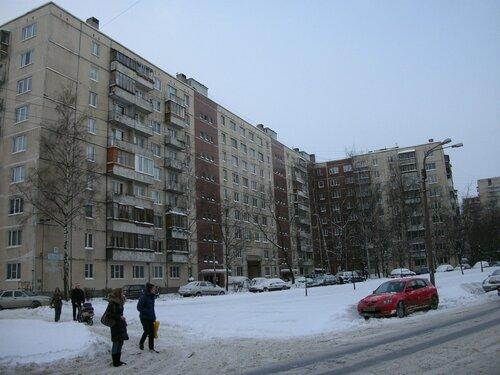 ул. Маршала Захарова 35к1