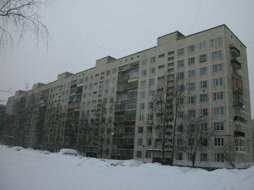 ул. Подвойского 26к1