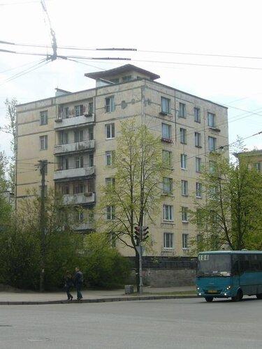 Автовская ул. 19