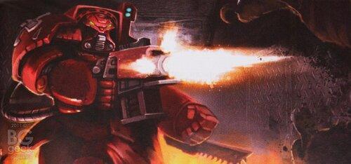 настольная игра Space Hulk: Ангел Смерти