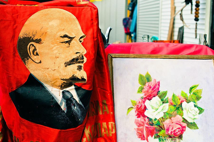 Блошиный рынок, Днепропетровск.