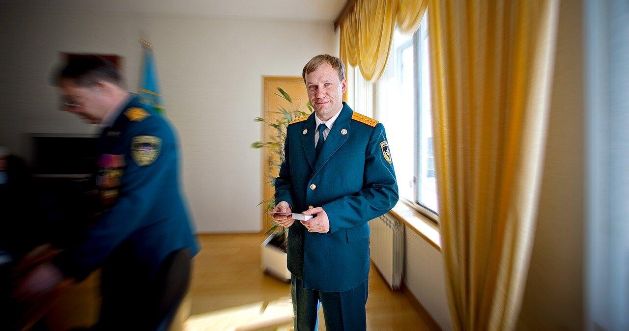 «Служу России и Одинцовскому району!»
