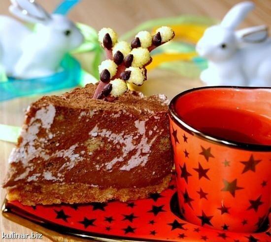 """""""Мраморный торт"""""""