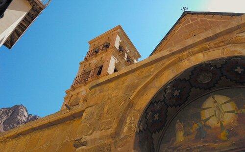 Монастырь Св Екатерины