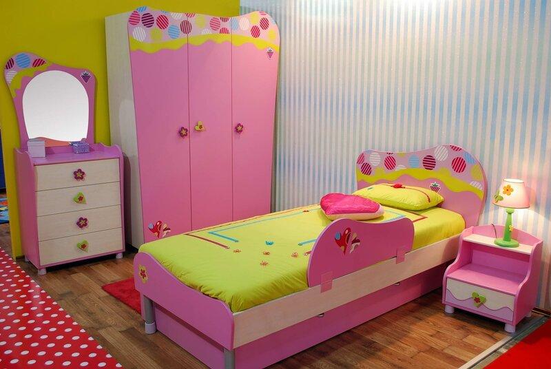 photos of girls kid's bedroom № 12493