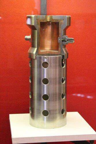 Экспериментальный жидкостный ракетный двигатель ОРМ-12