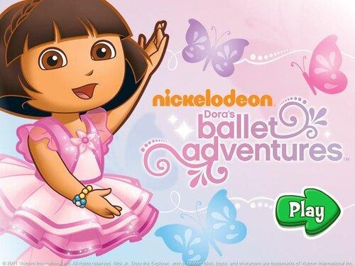 تحميل اللعبة الرائعة Doras.Ballet.Adventures