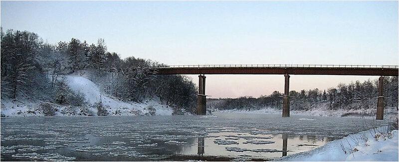 Ловать. Ноябрь 2010