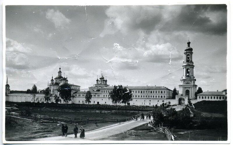 2.Спасо-Суморин монастырь (1796-1844 гг.)