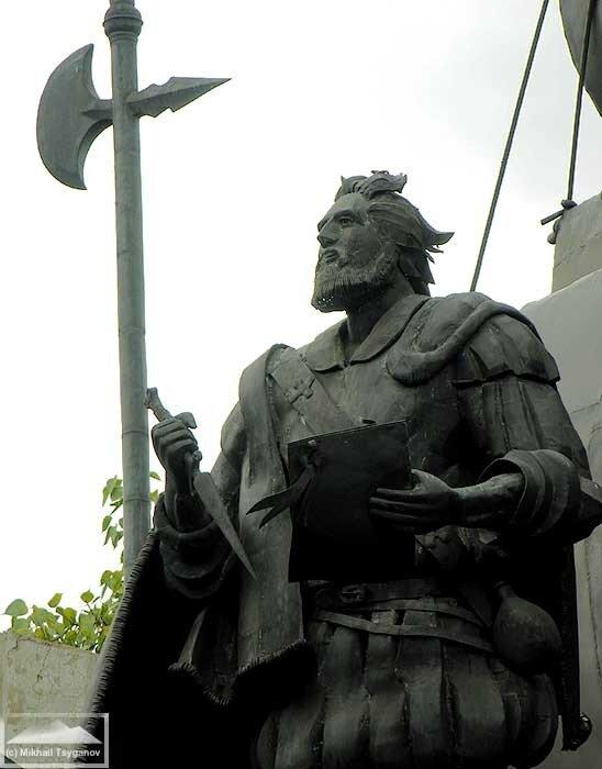 Памятник в Себу