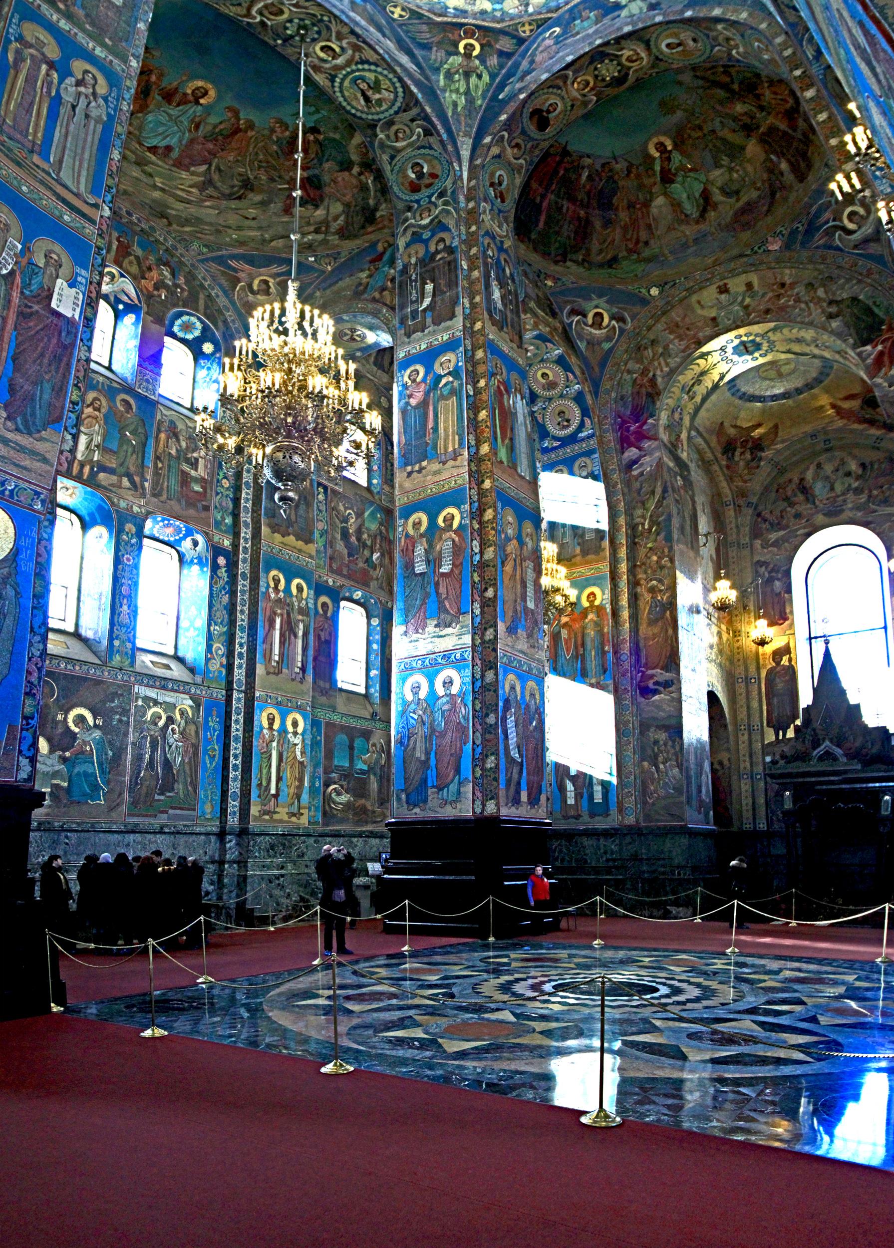 La Chiesa del Salvatore sul Sangue Versato