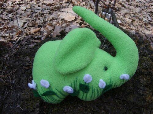 Изумрудный слон