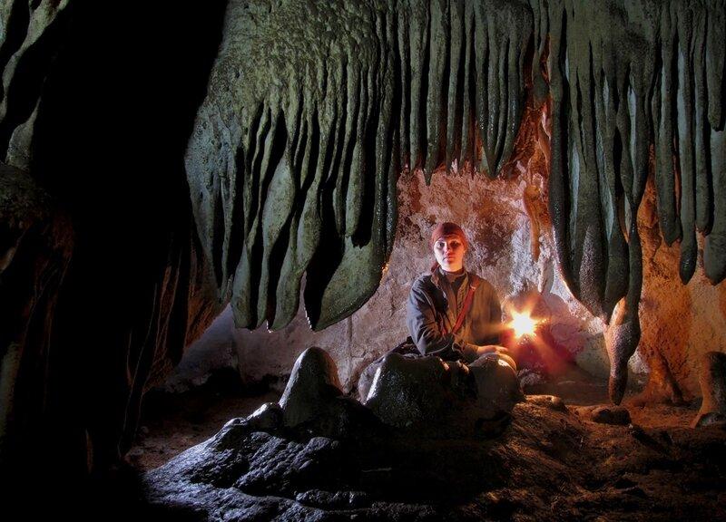 Спелеопоход по пещерам Чатырдага
