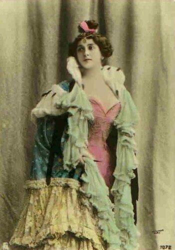 Лина Кавальери.