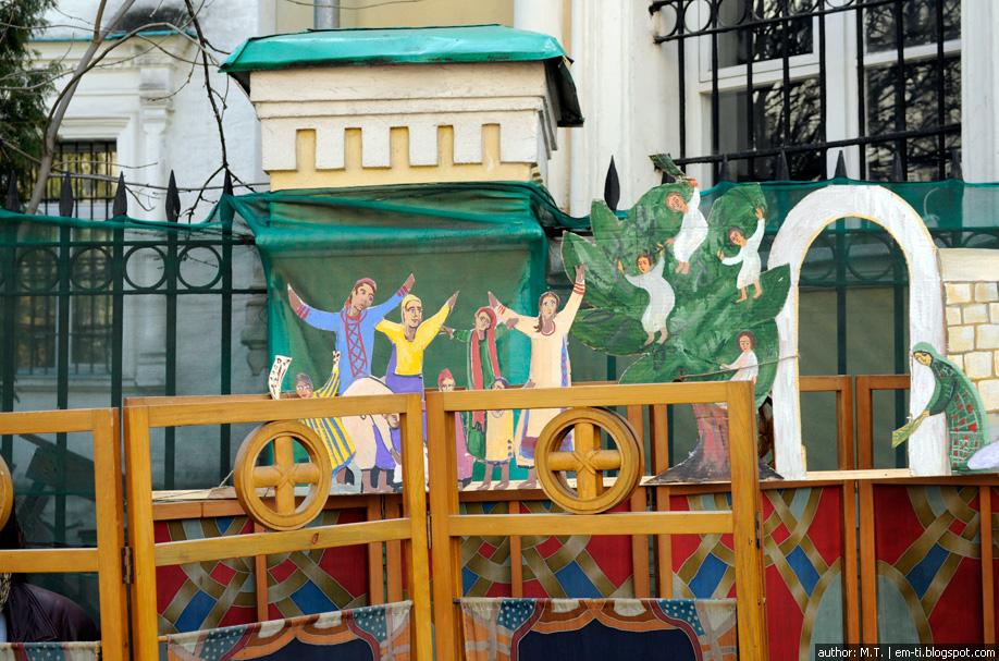 Вход Господень в Иерусалим, 2011, Москва.