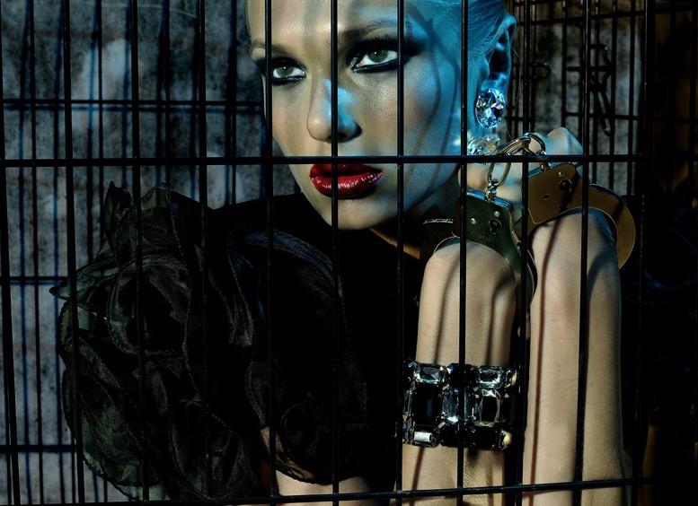 модель Аксана Самуйлова / Aksana Samuylova, фотограф Remi Rebillard