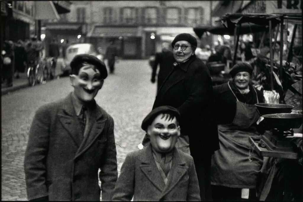 Elliott Erwitt - Paris, 1949