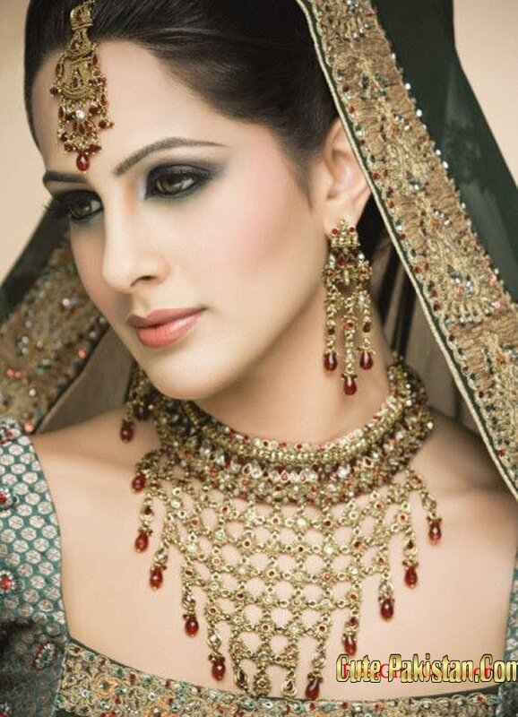 Индийские свадебные украшения