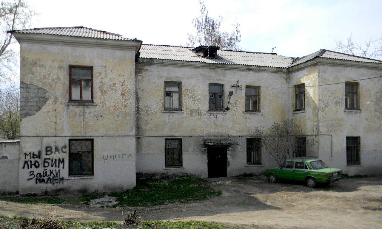 Улица Потёмкина