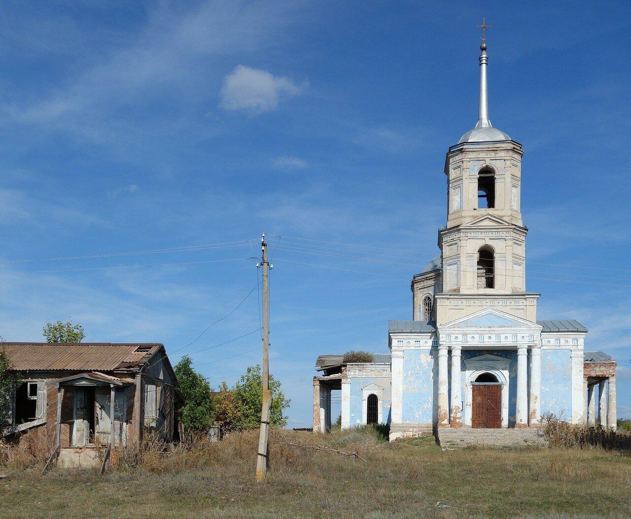 храм, Владимировка