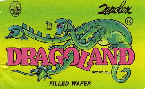 Вкладыши от жевательной резинки - DragoLand