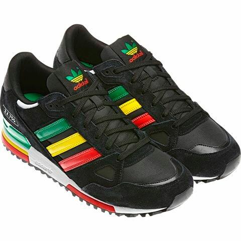 adidas представляет культовые кроссовки ZX