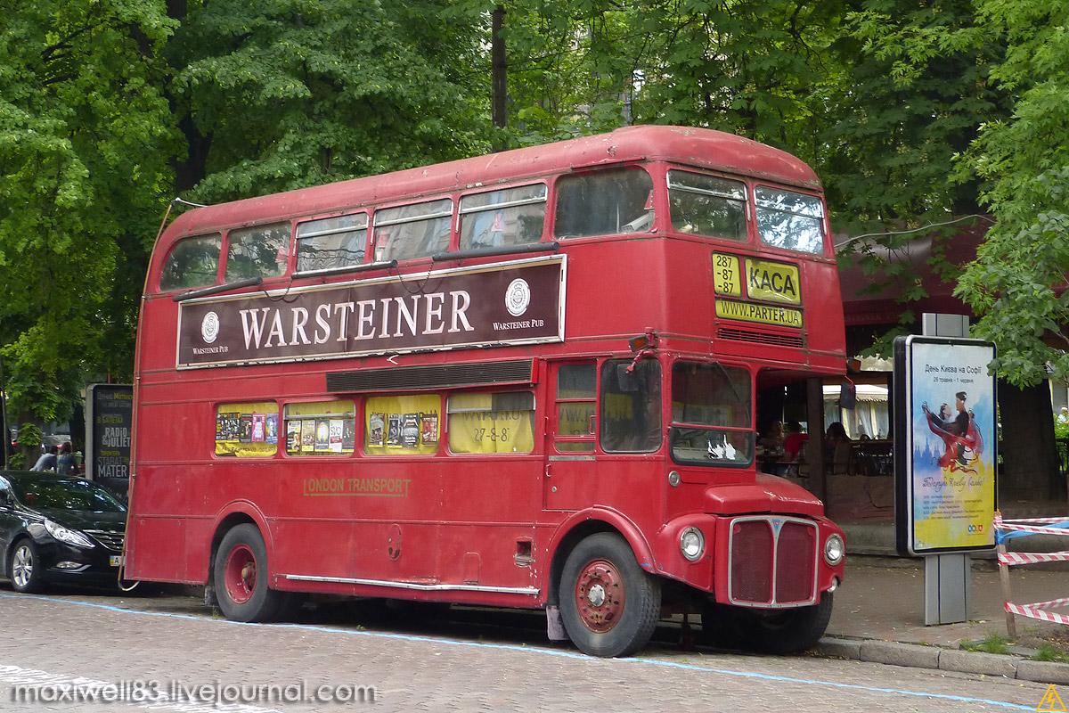 AEC Routemaster RM (1965)