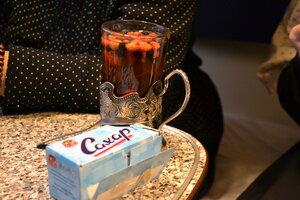 Чай с северными ягодами