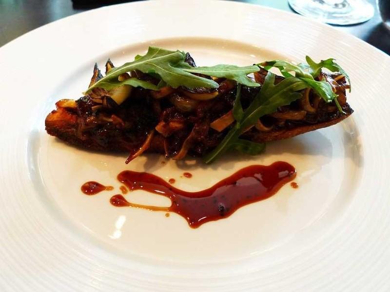 7. Dinner by Heston Blumenthal Лондон, Англия Место в списке прошлого года: 5 Сколько лет в списке: