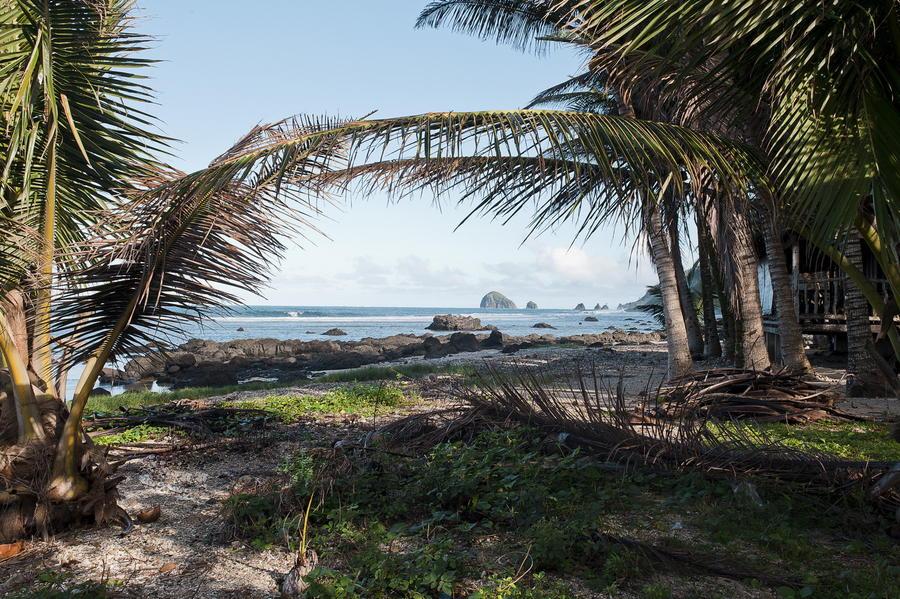 16. Бунгало на берегу, Филиппины.