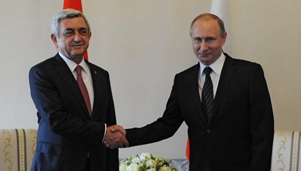 Путин осудил недавний захват заложников вЕреване