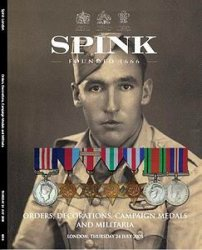 Orders, Decorations, Camraign Medals & Militaria [Spink 8016]