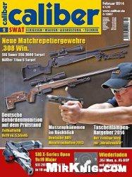 Журнал Caliber Swat Magazin 2014-02
