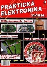 Журнал Книга A Radio. Prakticka Elektronika № 3 2014