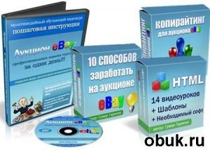 Книга Аукцион eBay: Профессиональные навыки торговли за один день! (2010)
