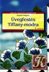 Книга Uvegfestes Tiffany-modra