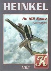 Книга Heinkel He-162 Spatz (Volksjager)