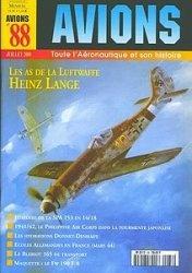 Журнал Avions 088 (Juil. 2000)