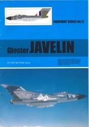 Gloster Javelin (Warpaint Series No.17)