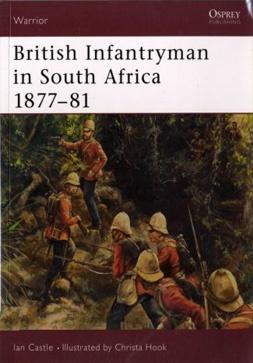 Книга British Infantryman in South Africa 1877-81