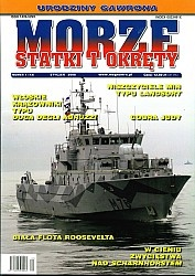 Morze Statki i Okrety 2008 No 01
