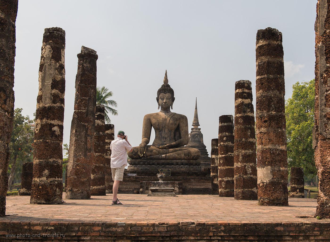 Снимок 12. Фотографируя вечность... Отзывы туристов о поездке в Сукотаи из Бангкока