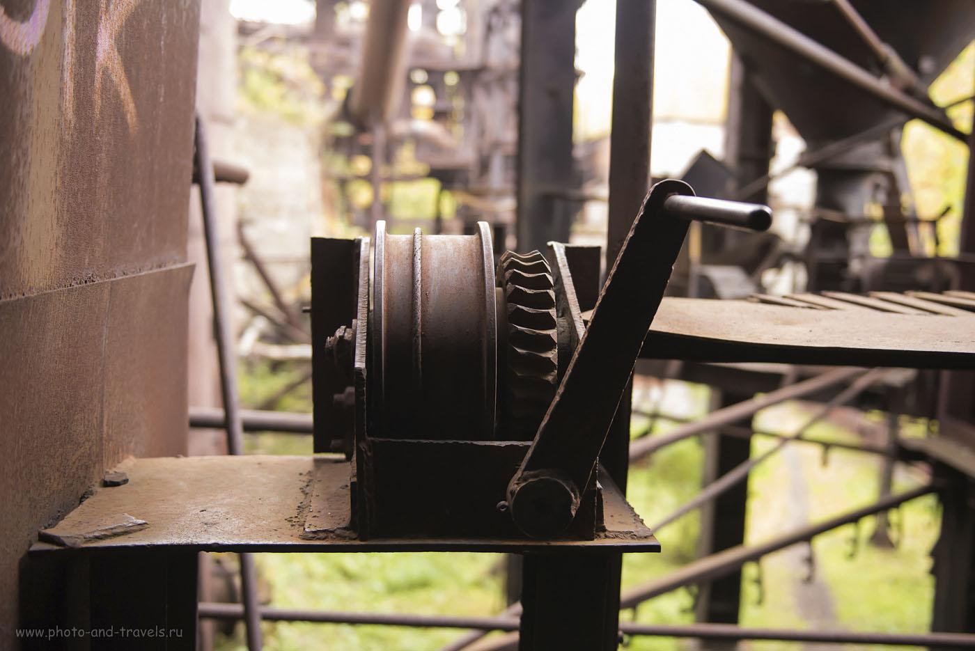 Фото №8. Лебедка. Отзывы об экскурсии в Нижний Тагил. Посещаем музей-завод и Лисью гору.