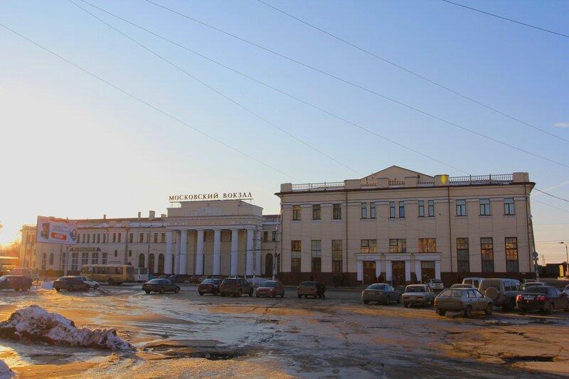 Тульский вокзал