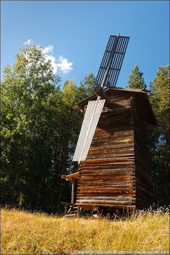 музей деревянного зодчества Поморского края - Малые Корелы
