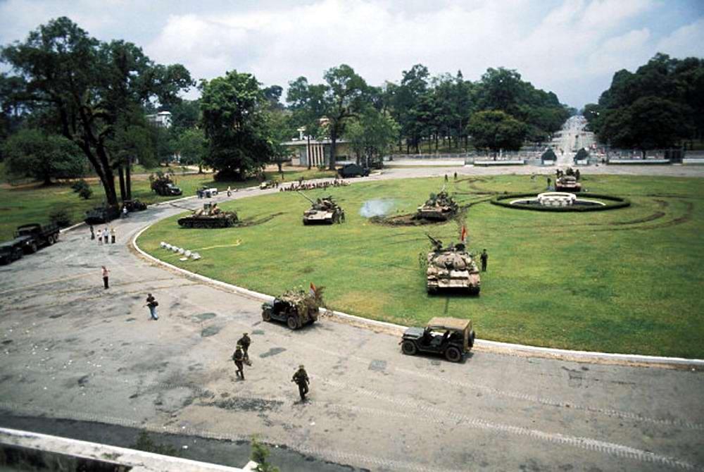 Освобождение Сайгона: как это было! К 40-летию со Дня Победы Вьетнама (США) (25)
